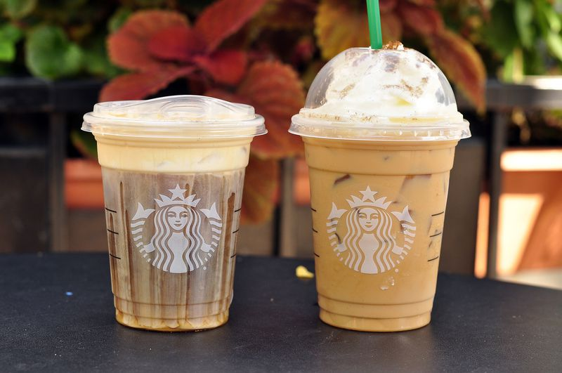 Starbucks' Pumpkin Spice Latte Returns on Tuesday Along with a New Pumpkin Cream Cold Brew