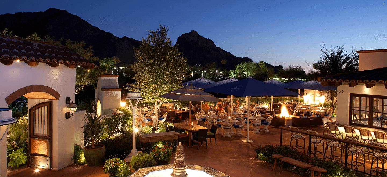 El Chorro Lodge Was Gained by Proprietors of the Arizona Grand Resort